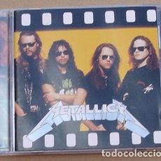 CDs de Música: METALLICA - ARGENTINA GRITA (2 CD) 1993 - 20 TEMAS . Lote 132601738