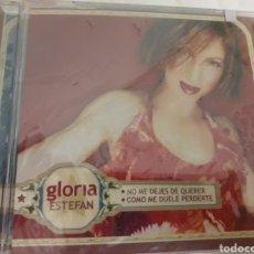 CDs de Musique: 1B GLORIA ESTEFAN CD MAXI ME DEJES DE QUERER / COMO ME DUELE PERDERTE REMIXES NUEVO + 5€ ENVIO CN. Lote 132612294