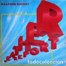 CDs de Música: WEATHER REPORT - WEATHER REPORT (LP, ALBUM) LABEL:CBS CAT#: CBS 85326 . Lote 132612766