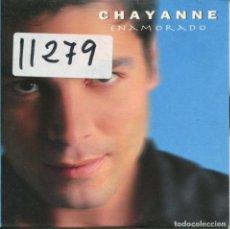 CDs de Música: CHAYANNE / ENAMORADO (CD SINGLE CARTON PROMO 1998). Lote 132621734