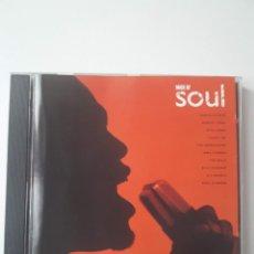 CDs de Música: CD MADE OF SOUL. Lote 132663230
