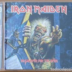 CDs de Música: IRON MAIDEN - NO PLRAYER FOR THE DYING (CD) 1998 - 11 TEMAS. Lote 132705574