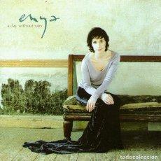 CDs de Música: ENYA - A DAY WITHOUT RAIN - CD ALBUM - 12 TRACKS - WARNER MUSIC - AÑO 2000. Lote 132723006
