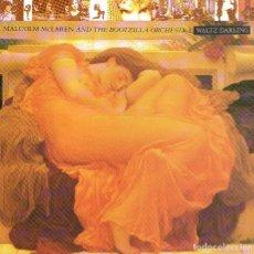 CDs de Música: MALCOLM MCLAREN & THE BOOTZILLA ORCHESTRA - WALTZ DARLING - CD ALBUM - 8 TRACKS - EPIC / CBS UK 1989. Lote 132723490