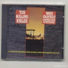 CDs de Música: MIKE OLDFIELD THE KILLING FIELDS BANDA SONORA ORIGINAL UK. Lote 132747318