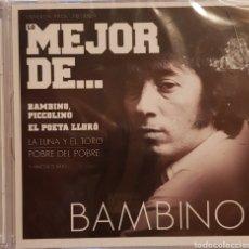 CDs de Música: BAMBINO LO MEJOR DE.... Lote 132790766