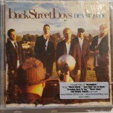 CDs de Música: BACKSTREET BOYS NEVER GONE. Lote 132791441