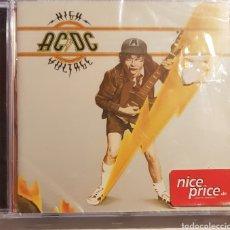 CDs de Música: AC DC HIGH VOLTAGE. Lote 132791802