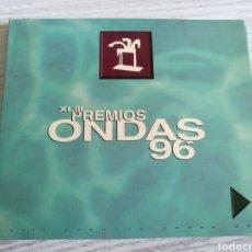 CDs de Música: PREMIOS ONDAS 1996 DOBLE CD HÉROES DEL SILENCIO LUZ CASAL ANTONIO FLORES SERRAT. Lote 132795173