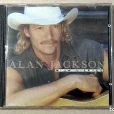 CDs de Música: ALAN JACKSON - HIGH MILEAGE - CD. ARISTA RECORDS, INC., 1998.. Lote 132821230