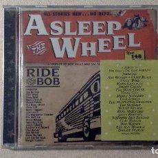 CDs de Música: ASLEEP AT THE WHEEL - RIDE WITH BOB - CD. SKG MUSIC NASHVILLE. 1999.. Lote 132826030
