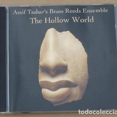 CDs de Música: ASSIF TSAHAR & THE BRASS REEDS ENSEMBLE (CD) 1999 - 5 TEMAS - FREE JAZZ - USA. Lote 132836242