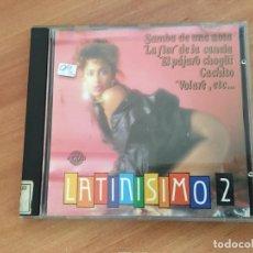 CDs de Música: ORQUESTA SERENATA TROPICAL (LATINISIMO 2) CD 15 TRACK ESPAÑA 1988 SIN CODIGO DE BARRAS (CDI18). Lote 132845602