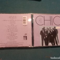 CDs de Música: CHIC - THE BEST OF VOLUME 2 - CD 17 TEMAS - RHINO RECORDS 1992. Lote 132857286