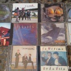 CDs de Música: 10 CD POP-ROCK EN ESPAÑOL. Lote 132896094