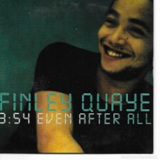 CDs de Música: CD. FINLEY QUAYE - 3:54 EVEN AFTER ALL - . Lote 132908518