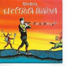 CDs de Música: CD. COMPANYIA ELECTRICA DHARMA - L'ESTUDIANT DE VIC - DISCO PROMOCIONAL. Lote 132910214