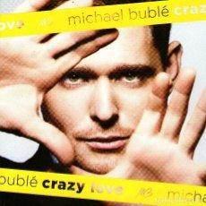 CDs de Música: MICHAEL BUBLÉ - CRAZY LOVE - CD ALBUM - 14 TRACKS - REPRISE RECORDS / WARNER MUSIC - AÑO 2009. Lote 132937234