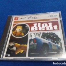 CDs de Música: CD PROMO SINGLE MR. OIZO ( FLAT BEAT ) 1999 VALE MUSIC 4 STEREO TRACKS. Lote 132942642