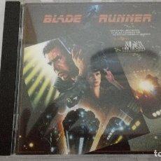 CDs de Música: 30-CD BLADE RUNNER, THE NEW AMERICAN ORCHESTA,1982. Lote 132949310