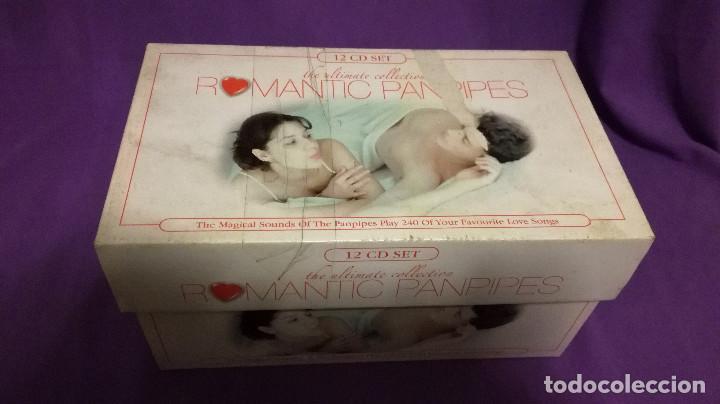 CDs de Música: 54-CD- ROMANTIC PANPIPES - Foto 5 - 132949858