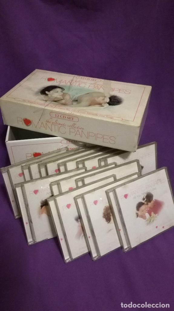 CDs de Música: 54-CD- ROMANTIC PANPIPES - Foto 8 - 132949858