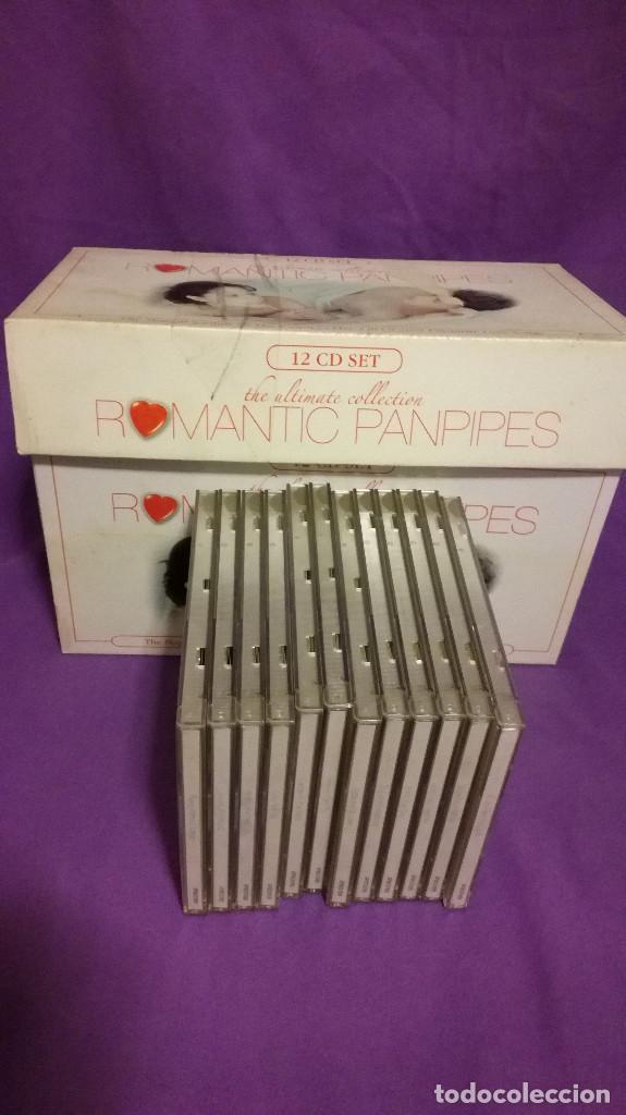 CDs de Música: 54-CD- ROMANTIC PANPIPES - Foto 9 - 132949858