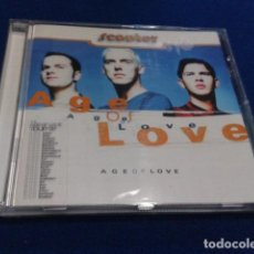 CDs de Música: CD SCOOTER ( AGE OF LOVE ) 1997 CLUB TOOLS - TRANCE, PROGRESSIVE HOUSE, EURODANCE - NUEVO. Lote 132951334