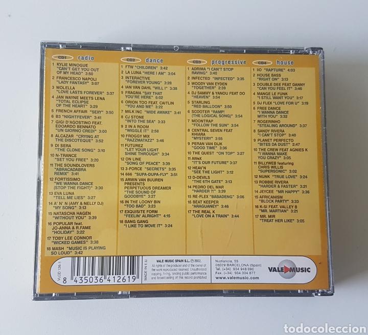 CDs de Música: Superventas 2002. 4 CDs - Foto 2 - 132977103