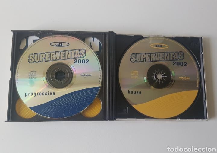 CDs de Música: Superventas 2002. 4 CDs - Foto 4 - 132977103