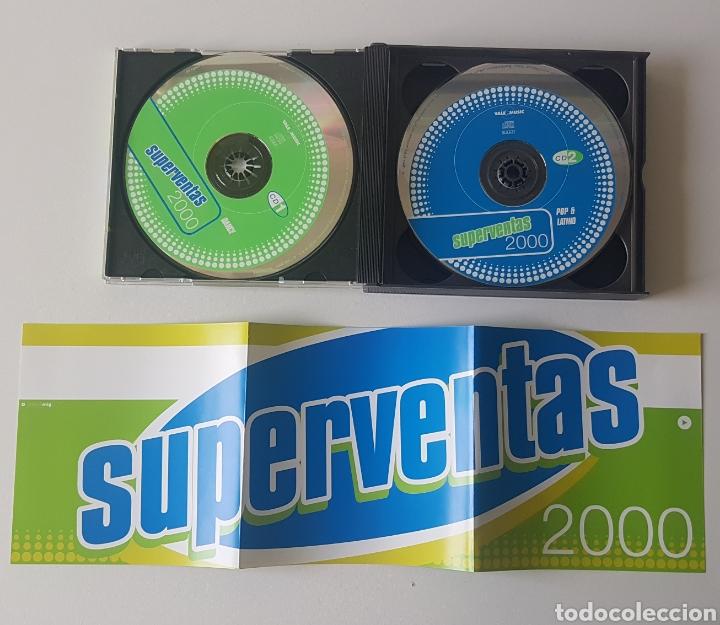 CDs de Música: Superventas 2000. 4 CDs - Foto 3 - 132977379
