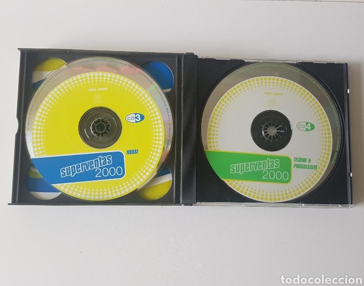 CDs de Música: Superventas 2000. 4 CDs - Foto 4 - 132977379