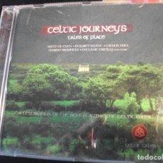 CDs de Música: CELTIC JOUR NEYS TALES OF PLACE CD ALBUM 1998 MELANIE O´REILLY BRIEGE MURPHY CELTA PEPETO. Lote 132979606