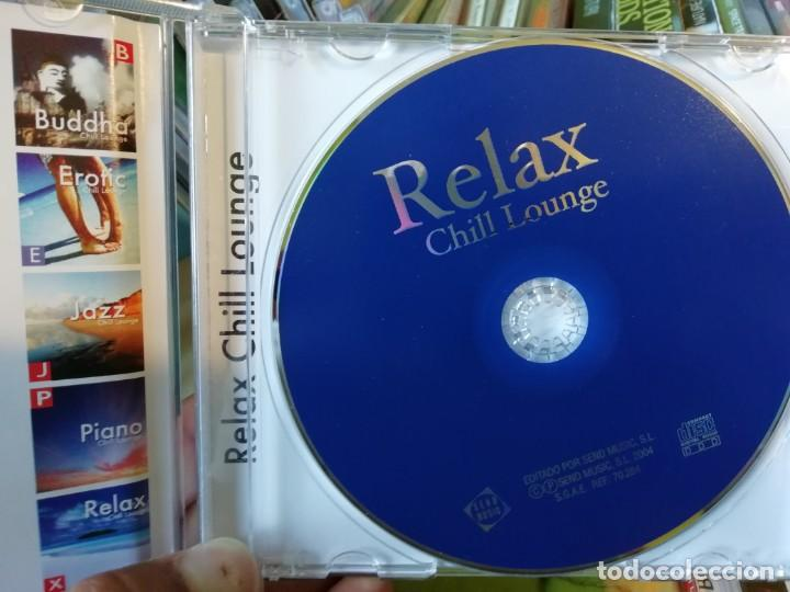 CDs de Música: CUATRO CDs MÚSICA CHILL OUT - AMBIENT - RELAX - ÉTNICA - ELECTRÓNICA - Foto 3 - 132997994