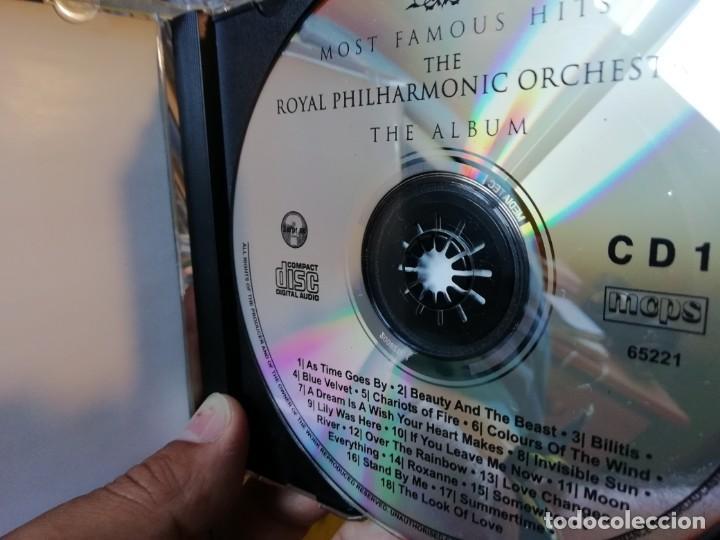 CDs de Música: CUATRO CDs MÚSICA CHILL OUT - AMBIENT - ORQUESTA - CLÁSICA - NEW AGE - BSO... - Foto 5 - 132998434