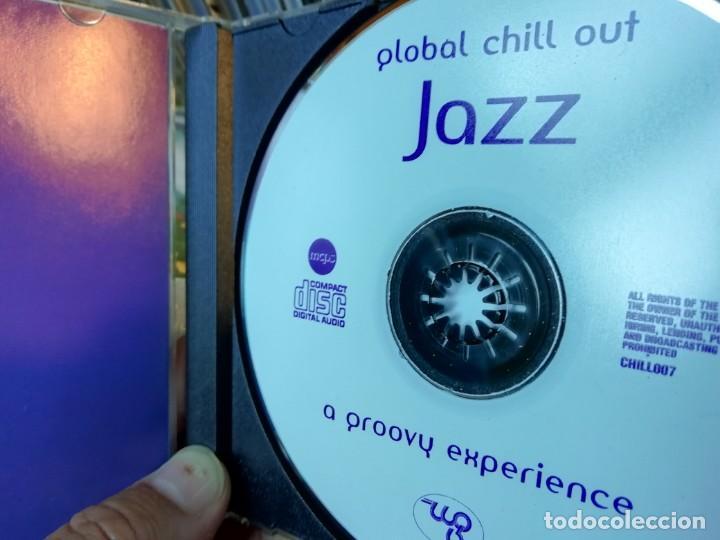 CDs de Música: CUATRO CDs MÚSICA CHILL OUT - AMBIENT - ORQUESTA - CLÁSICA - NEW AGE - BSO... - Foto 6 - 132998434