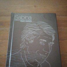 CDs de Música: CD SABINA. FÍSICA Y QUÍMICA. . Lote 133015962