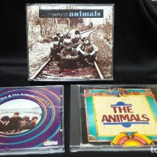 CDs de Música: THE ANIMALS LOTE CD´S LEER DESCRIPCION VER FOTOS. Lote 133030142