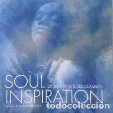 CDs de Música: VARIOUS - SOUL INSPIRATION 20 UPLIFTING SOUL CLASSICS (CD, COMP) LABEL:CRIMSON PRODUCTIONS LTD. CAT. Lote 133059918