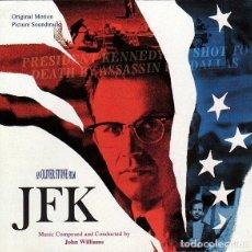 CDs de Música: JFK / JOHN WILLIAMS CD BSO. Lote 86314852