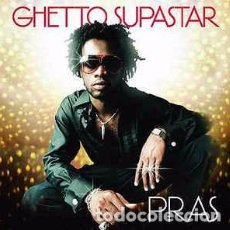 CDs de Música: PRAS* - GHETTO SUPASTAR (CD, ALBUM) LABEL:RUFFHOUSE RECORDS, REFUGEE CAMP ENTERTAINMENT, COLUMBIA C. Lote 133069626