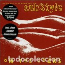 CDs de Música: SUBSTYLE - ON THE ROCKS - CD. Lote 133106095