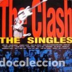 CDs de Música: CLASH - THE SINGLES - CD. Lote 133106439