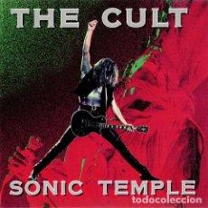 CDs de Música: CULT - SONIC TEMPLE - BEGGARS BANQUET REPRESS - CD. Lote 133107605
