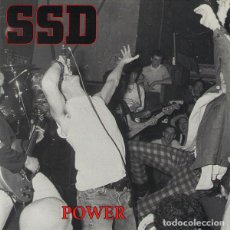 CDs de Música - SSD - POWER . 1992 TAANG! RECORDS US EDITION - CD - 133108305
