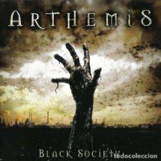 Musik-CDs - ARTHEMIS - BLACK SOCIETY - CD - 133113879
