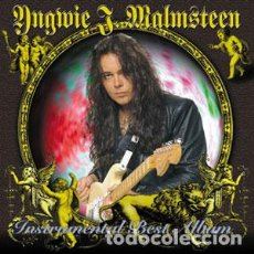 CDs de Música: YNGWIE J. MALMSTEEN - INSTRUMENTAL BEST ALBUM - CD. Lote 133114095