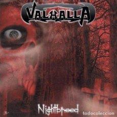 CDs de Música: VALHALLA - NIGHTBREED - ENHANCED CD - CD. Lote 133114374