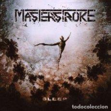 CDs de Música: MASTERSTROKE - SLEEP - ENHANCED CD - CD. Lote 133114442