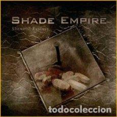 CDs de Música: SHADE EMPIRE - SLITWRIST ECSTASY - CD. Lote 133114514